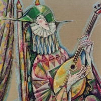 Serenade of a Harlequin
