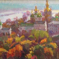 Lavra in Autumn