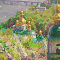 Lavra and Bee-garden