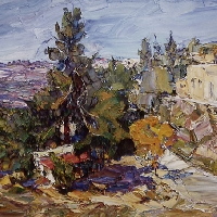 Outskirts of Jerusalem