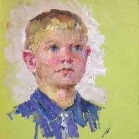 A Boy Portrait