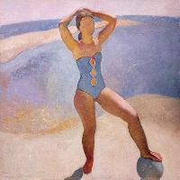 Girl with a Ball