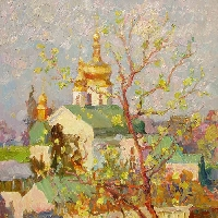 Lavra at Spring
