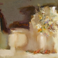 White Still Life II