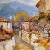 Autumn in the Crimea II