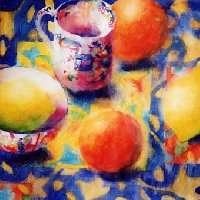 Oranges, Lemon & Cup