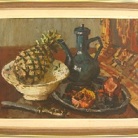 Pineapple and Pomegranates