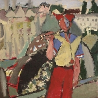The Flutist from Vichy