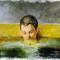 Head In Water