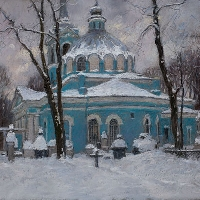Smolensky Church
