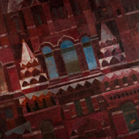 Red Moscow. Historical Museum.
